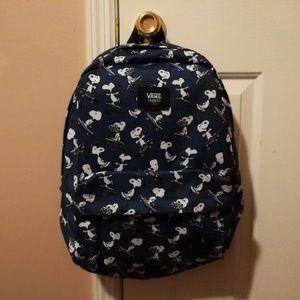 NWT Vans X Peanuts Backpack